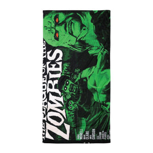 ZOMBIE PLAGUE FULL COLOR SUBLIMATED TOWEL - Deadcelebritee | Subculture Tees