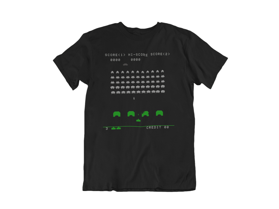 WOMEN'S INVADERS SHORT SLEEVE TEE - Deadcelebritee | Subculture Tees