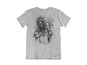 MEN'S VIRGIN DEATH SHORT SLEEVE TEE - Deadcelebritee | Subculture Tees