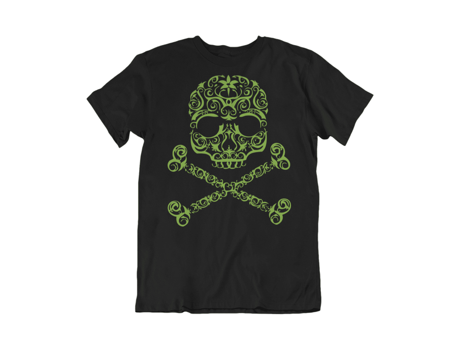 MEN'S SUGARSWIRL SHORT SLEEVE TEE - Deadcelebritee | Subculture Tees