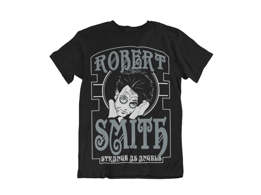 MEN'S ROBERT SHORT SLEEVE TEE - Deadcelebritee | Subculture Tees
