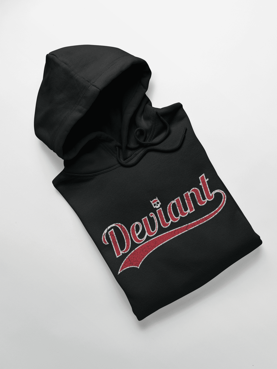 UNISEX DEVIANT PULLOVER HOODIE - Deadcelebritee | Subculture Tees