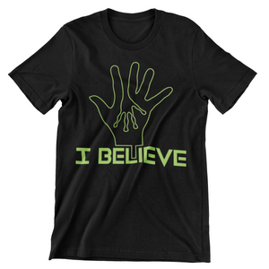 MEN'S I BELIEVE HANDS SHORT SLEEVE TEE