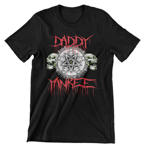MEN'S SOFT CORE - DADDY YANKEE SHORT SLEEVE TEE