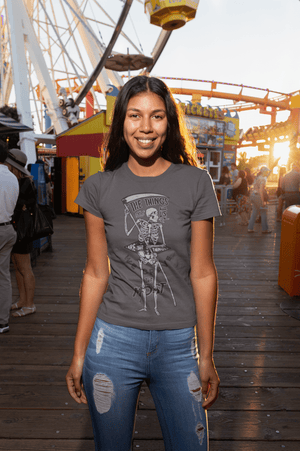 WOMEN'S KILLER CRAVINGS SHORT SLEEVE TEE - Deadcelebritee | Subculture Tees