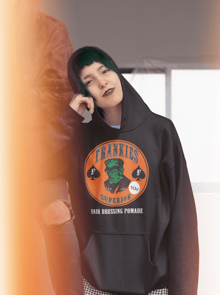 UNISEX FLATTOP PULLOVER HOODIE - Deadcelebritee | Subculture Tees