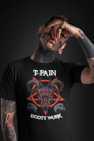 MEN'S SOFT CORE - T-PAIN SHORT SLEEVE TEE