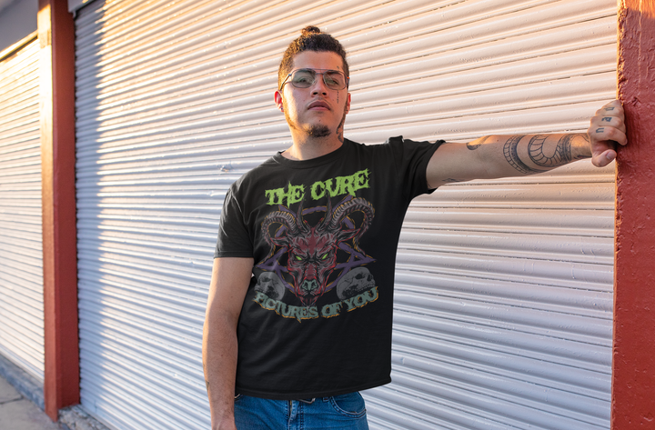 MEN'S SOFT CORE - THE CURE SHORT SLEEVE TEE