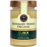 ADI Apicoltura Organic Rosemary Honey 8.8 oz
