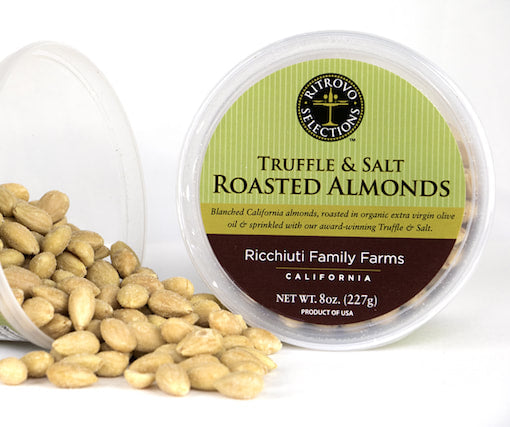'Truffle & Salt' Roasted Almonds 8 oz