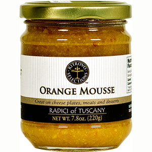 Radici of Tuscany Orange Mousse 7 oz