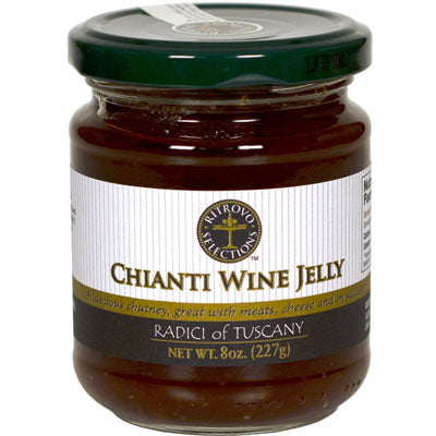 Radici of Tuscany Chianti Wine Jelly 8 oz