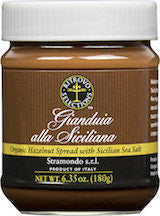 Stramondo Gianduia - Organic Chocolate Hazelnut Spread