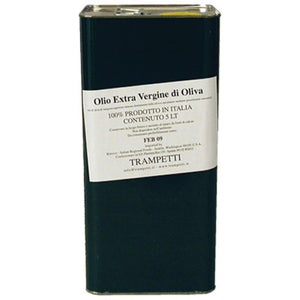 Trampetti Chef's Selection Extra Virgin Olive Oil 5 Liter