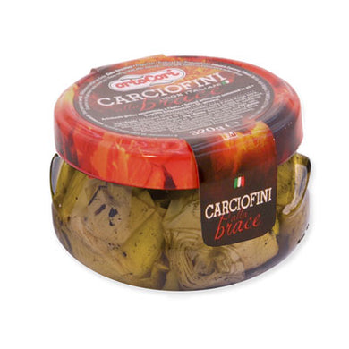 Ortocori Grilled Whole Artichokes 11.3 oz