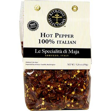 Fior di Maiella Hot Pepper Flakes 150 gr