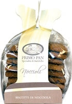 Primo Pan Hazelnut and Chocolate 'Noccioli' Cookies 12 oz