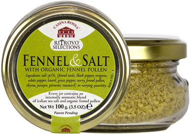 Casina Rossa Fennel & Salt 3.5 oz
