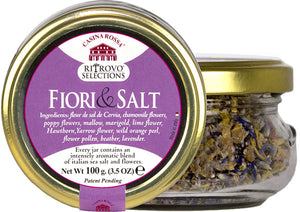 Casina Rossa Fiori & Salt 3.5 oz