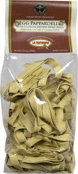 La Romagna Pappardelle  with Umbrian Hemp Seeds 1.1 lb
