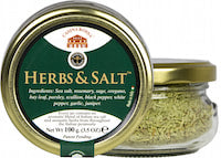 Casina Rossa Herbs & Salt 3.5 oz