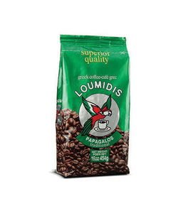 Papagalos Loumidis Ground Coffee, 16 Oz