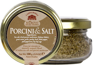 Casina Rossa Porcini & Salt 3.5 oz
