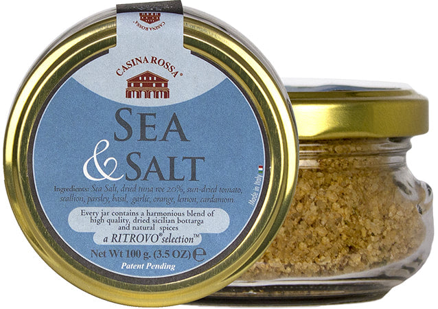 Casina Rossa Sea & Salt 3.5 oz