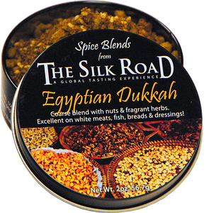 The Silk Road Egyptian Dukkah