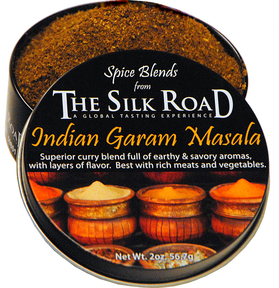 The Silk Road Indian Garam Masala