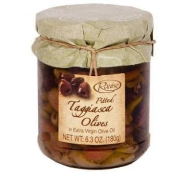 Ranise Pitted Taggiasca Olives 7.7 oz