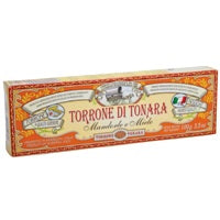 Torrone Nougat with Almonds & Honey 100 gr
