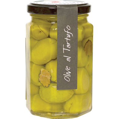Casina Rossa  Snacking Olives with Truffle 10 oz