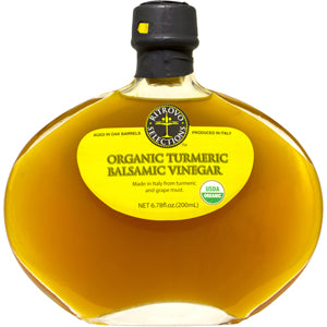 Organic Turmeric Balsamic Vinegar 200 ml