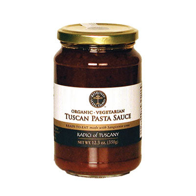 Radici of Tuscany Tuscan Pasta Sauce with Sangiovese 11 oz