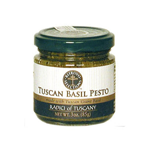 Radici of Tuscany Organic Vegan Basil Pesto by Radici 3.3 oz