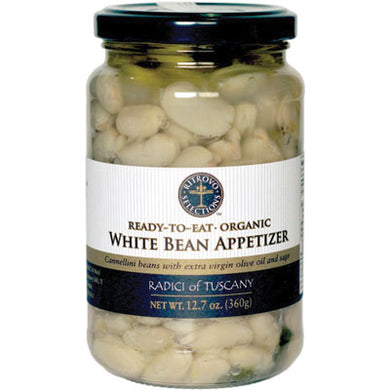 Radici of Tuscany Organic Tuscan White Bean Appetizer 10 oz