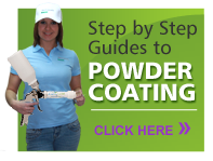 diy powder coating systems