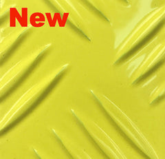 Fluorescent Yellow  Gloss