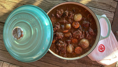 Buey Bourguignon en Crock-Pot