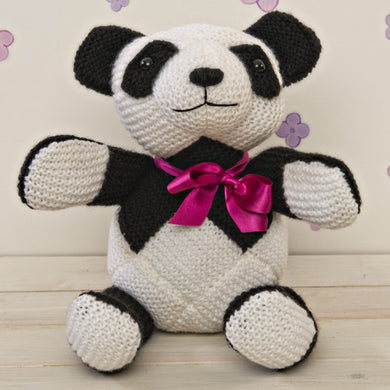 Penny Panda Knitting Kit