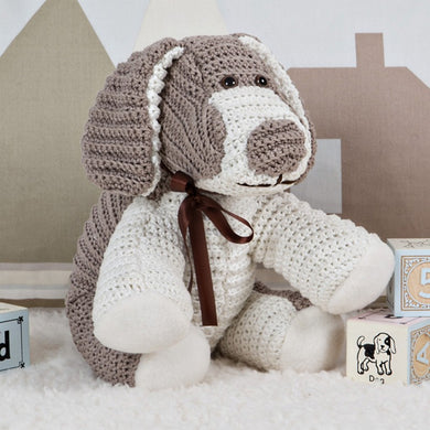 Dennis Dog Crochet Kit