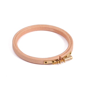 Elbesee Embroidery Hoops - Wood
