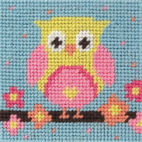 Owl First Tapestry Kit