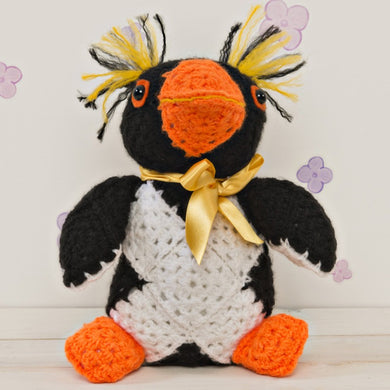 Roxy Rockhopper Crochet Kit