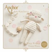 Load image into Gallery viewer, Amigurumi Sheep Crochet Kit