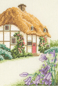 Thatched Cottage Starter Cross Stitch Kit