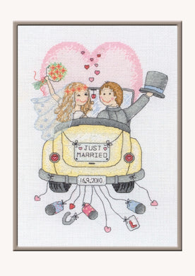 Just Married ~ Downloadable PDF