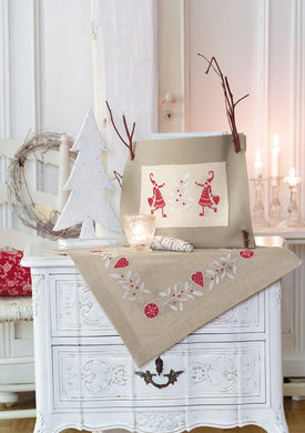 Christmas Table Mat & Gift Envelope ~ Downloadable PDF