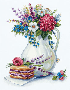 Good Morning Cross Stitch Kit